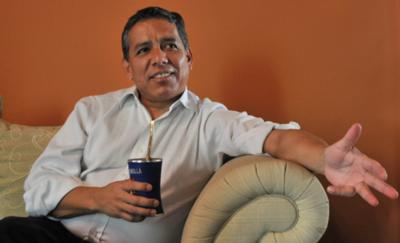 """Mario Abdo """"le renunció"""" a Amarilla"""