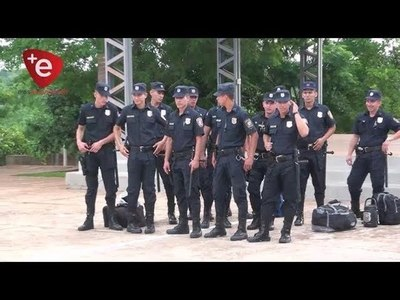 55 NUEVOS AGENTES POLICIALES DESDE OCTUBRE