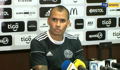 Sergio Otálvaro palpita el partido ante 3 de Febrero
