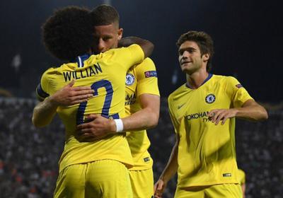 Chelsea consigue valiosa victoria ante el PAOK