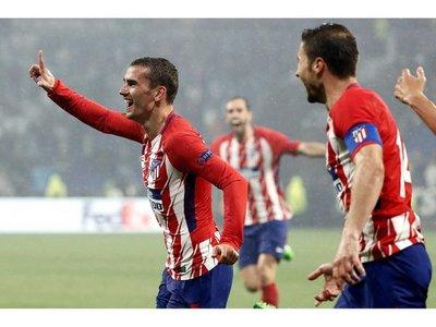 Atético de Madrid conquista su tercera Europa League