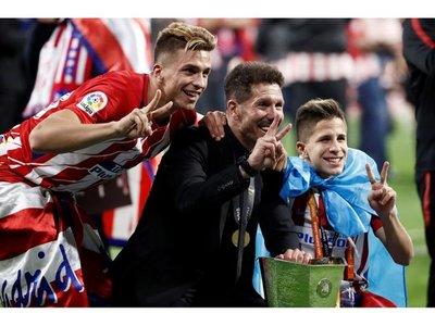 """""""No es solo Europa League, es mucho más"""", dice Cholo"""