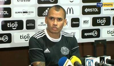 Declaraciones de Sergio Otálvaro.