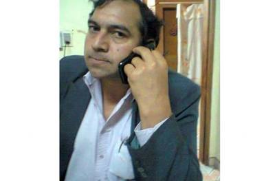 Casimiro Flores López recibió la llamada de confirmación como nuevo funcionario de Yacyretá