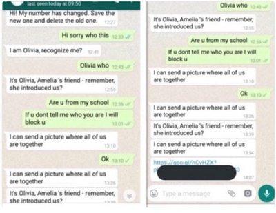 Robo de datos: sepa la  trampita de Whatsapp