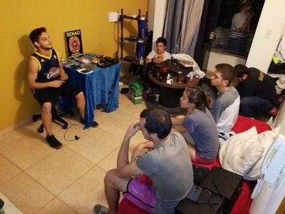 SENAD detuvo a jóvenes brasileños por venta de LSD y Marihuana en Barrio Jara