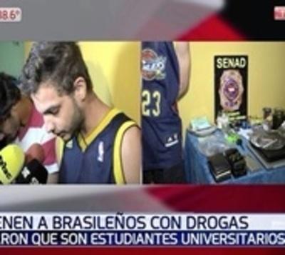 Caen estudiantes brasileños que comercializaban LSD en Asunción