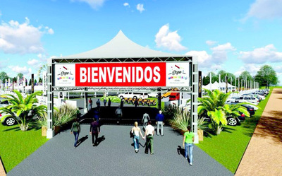 Arranca Expo Minga Guazú en CIDE y prevé grandes atracciones para este fin de semana