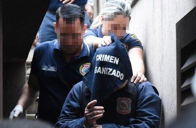 Narco vivía sin molestias en Asunción