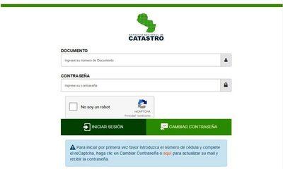 Catastro emitió en un mes 300 certificados a través del Expediente Electrónico
