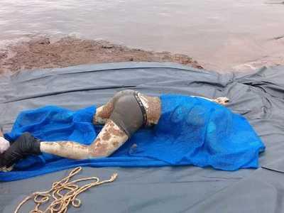 Recuperan cadáver del otro menor desaparecido en cauce del Paraná