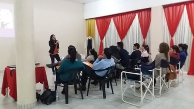 """Lanzan el primer Foro para emprendedores de Lambaré: """"Jajapo"""""""
