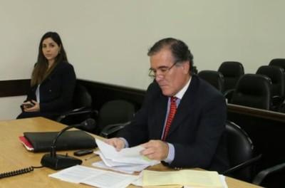 Fiscalía insiste en pedido de prisión para Quintana
