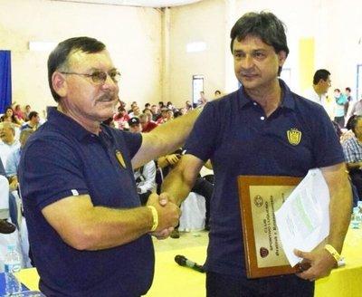 Villagra descarta su candidatura