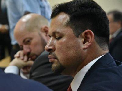 Diputado Ulises Quintana va a la cárcel militar de Viñas Cué