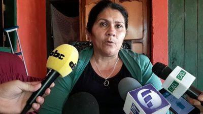 Madre de Edelio afirma que fue utilizada y que es ninguneada por el Gobierno