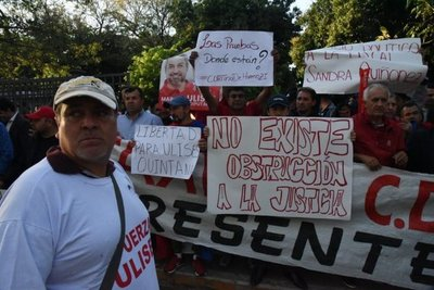 """Nos iremos todos presos con Ulises Quintana"""