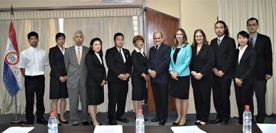 Voluntarios japoneses culminan satisfactoriamente misión en nuestro país