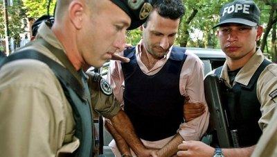 Assad Barakat fue detenido hoy en Foz de Yguazú