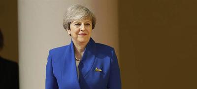 Theresa May fustiga a la UE por su rechazo al plan del Brexit