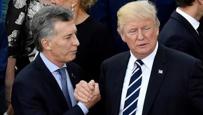 Macri se reunirá con Trump e inversores en Nueva York