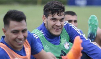 """Gustavo Gómez: """"Sirve para sumar partidos y ganar experiencia"""""""