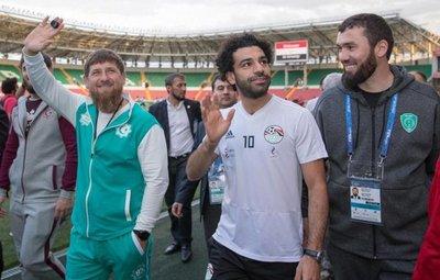 """Salah está muy bien"""