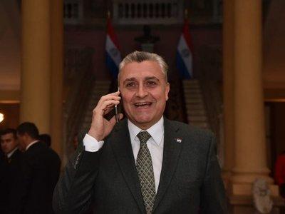 Ministro del Interior valora arresto de Barakat