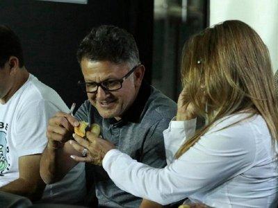 El primer convocado de Osorio a la Albirroja