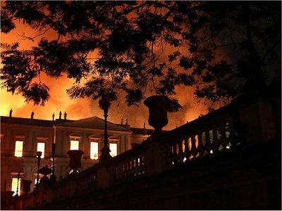 Autorizan a firma brasileña a iniciar reconstrucción del Museo de Río