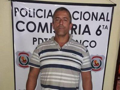 Ex reo salió de una cárcel del Brasil y fue detenido en Alto Paraná