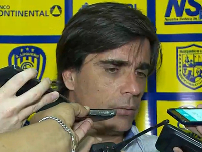 """Jugamos muy displicentes por momentos"", dijo Sanguinetti"