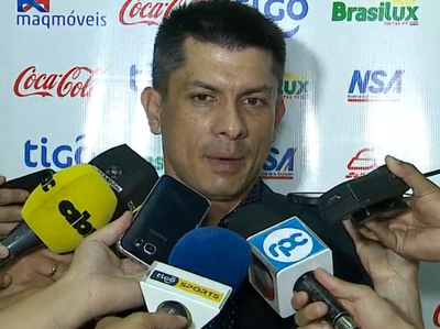 Escuchá las palabras de Gustavo Florentín, DT de Guaraní