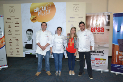 "Tres renombrados chefs se  alistan para ""CDE Gourmet"""