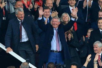 Ferguson regresa a Old Trafford