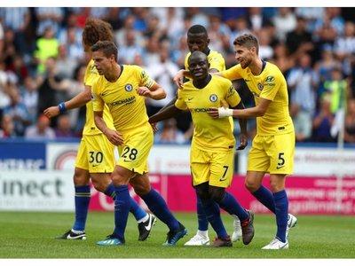 El Chelsea de Sarri irrumpe fuerte en el nuevo curso
