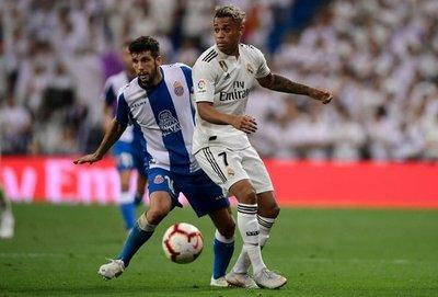 Un gol de Asensio castiga a un buen Espanyol