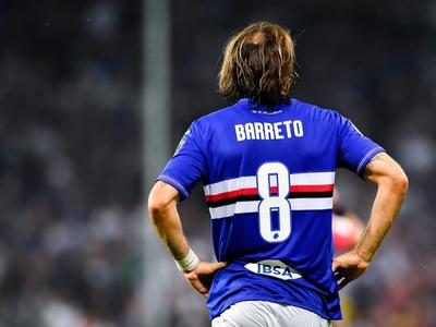 Barreto sufrió la derrota ante Inter