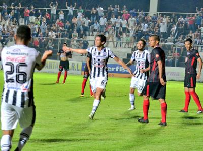 Compacto Deportivo Santaní 1-0 Libertad