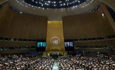 Crisis de Latinoamérica en la ONU