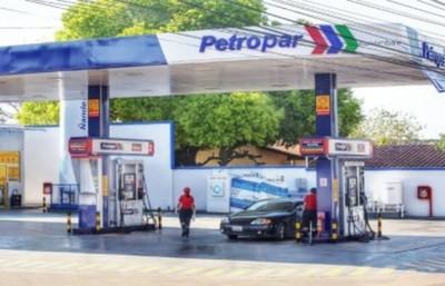 Petropar aumentaría entre 200 y 300 guaraníes el costo de sus combustibles