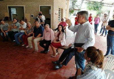 Trabajan en habilitación del Centro de Tratamiento de Adicciones en Piribebuy