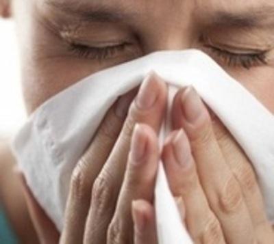 Salud reporta leve descenso en casos de influenza