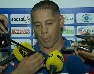 Pablo Caballero ya no es DT de Independiente CG