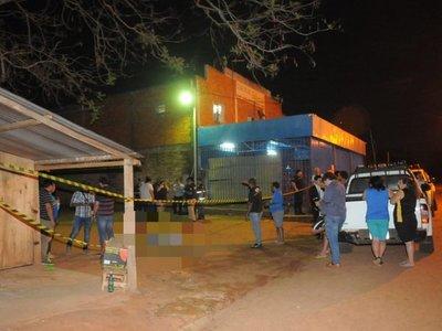 Desconocidos matan a guardia de seguridad en Capiatá