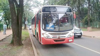 Concejales se opondrán a llamado para itinerarios de transporte público