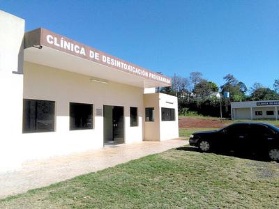 Centro de desintoxicación no funciona y niños con problemas de drogas se derivan a Asunción