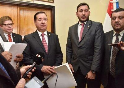 El presidente de Diputados pedirá consejo para definir banca de Ulises