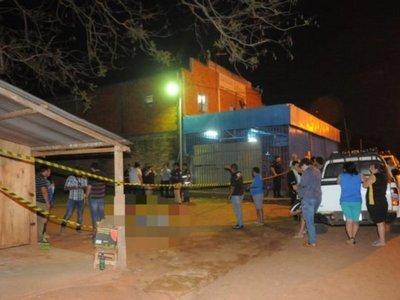 Capiatá: en 36 segundos asesinan a guardia de seguridad