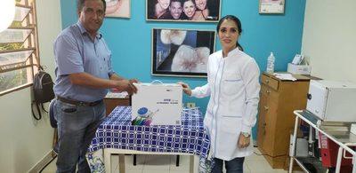 Inauguraron nuevos implementos odontológicos en Puesto de Salud de Barcequillo